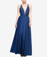 Fame and Partners Plunging V-Neck Dress