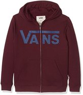 Vans Boys' Classic Zip Hoodie