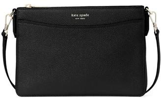 Kate Spade Medium Margaux Leather Crossbody Bag
