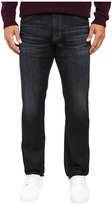 AG Adriano Goldschmied Matchbox Slim Straight Jeans in 2 Year Deets