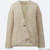 Uniqlo Women's Tweed Short Jacket