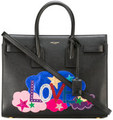 Saint Laurent small Sac de Jour tote - women - Leather - One Size