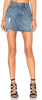 GRLFRND Eva A-Frame Gusset Skirt.