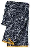 Gap Marl ribbed scarf