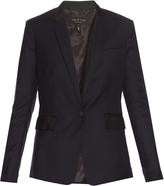 Rag & Bone Windsor single-breasted wool blazer