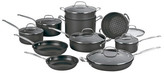 17-Pc Chef's Classic Cookware Set