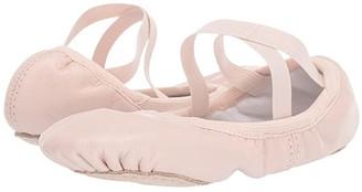 Bloch Odette Ballet (Toddler/Little Kid) (Theatrical Pink) Girls Shoes