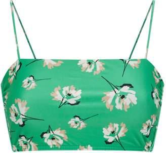 Vix Suri Floral Bandeau Bikini Top