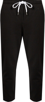 The Upside Cropped cotton performance track pants