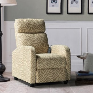 Mercer41 Harvey-Lee Manual Recliner with Massage