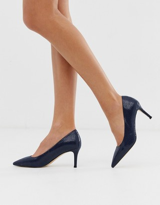 Carvela patent pointed heels
