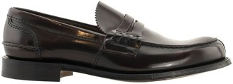 Church's Churchs Bookbinder Fume Loafer Tunbridge Burgundy