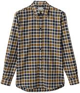 Jigsaw Bricollage Checked Shirt