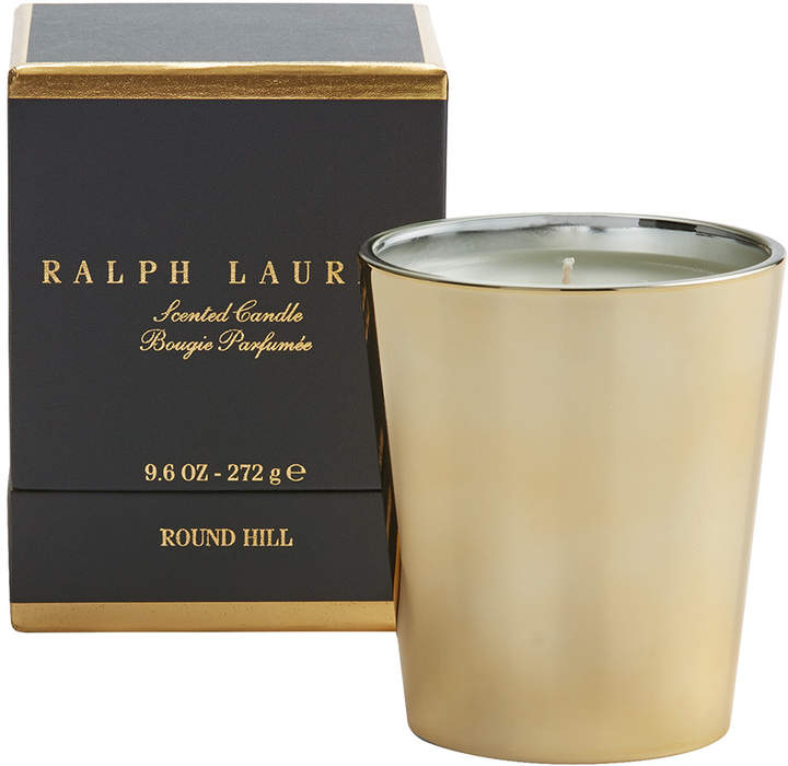 Ralph Lauren Home Single Wick Round Hill Candle