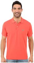 Lacoste L1212 Classic Pique Polo Shirt