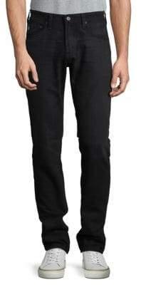 AG Jeans Nomad Slim Straight-Leg Jeans