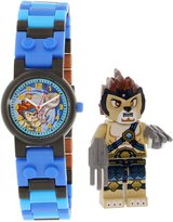 Lego Boy's Legends Of Chima 8020080 Plastic Quartz Fashion Watch