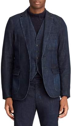 Ralph Lauren Morgan Denim Sport Coat