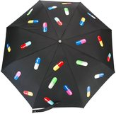 Moschino pill print umbrella - women - Polyester - One Size