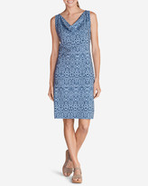 Eddie Bauer Women's Clyde Hill Dress - Print