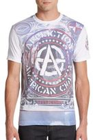 Affliction Chaos & Distruction Graphic Tee