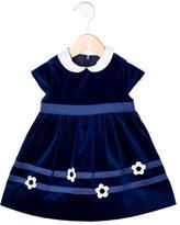 Florence Eiseman Girls' Velvet Short Sleeve Dress w/ Tags