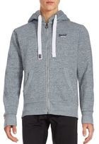 Superdry Long Sleeve Heathered Hoodie