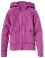 Athleta Girl Heather Hangout Hoodie