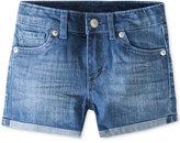 Levi's Scarlett Denim Shorty Shorts, Toddler (2T-5T) & Little Girls (2-6X)