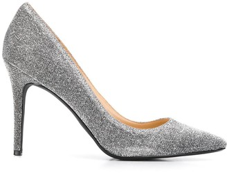 KENDALL + KYLIE Sparkle High-Heeled Pumps