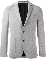 HUGO BOSS smart blazer - men - Cotton/Elastodiene/Polyester/Polyimide - 48