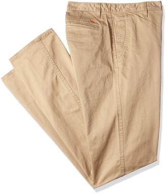 Dockers Big and Tall Modern Tapered Fit Alpha Khaki Pants