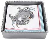 Mariposa Crab Twist Napkin Box
