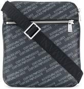 Emporio Armani branded shoulder bag