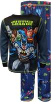Komar Kids Justice League Coming For You Pajama Set for boys
