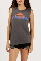 Azalea CA Sunset Tank Top