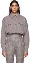 Isabel Marant Grey Dennao Shirt