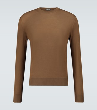 Tom Ford Wool crewneck sweater