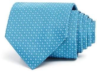 HUGO Micro Circles Dot Neat Skinny Tie