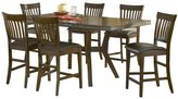Hillsdale Furniture Arbor Hill 7-pc. Extendable Dining Set