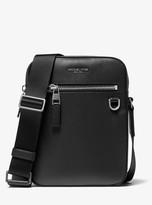 Michael Kors Henry Leather Flight Bag