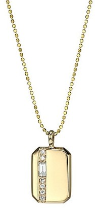 My Story The Charlie 14K Yellow Gold Diamond Necklace