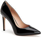 BCBGeneration Heidi Pointed-Toe Patent Pumps