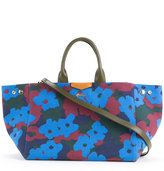 Muveil floral patterned tote - women - Cotton - One Size
