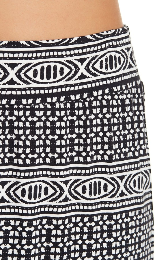 Tommy Bahama Geo Relief Maxi Skirt