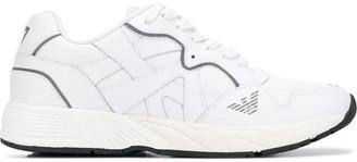 Emporio Armani Structured Sneakers