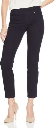 Lee Women's Slimming Fit Rebound Straight Leg Pull On Jean