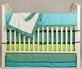 Pam Grace Creations Crib Bedding Set, Simply ZigZag