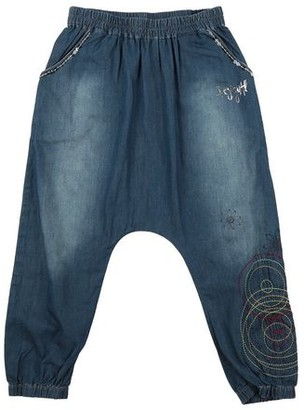 Desigual Denim trousers