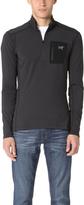 Arc'teryx Rho LT Zip Neck Long Sleeve Shirt
